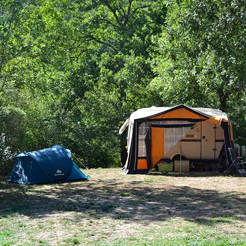 emplacement camping tarn occitanie